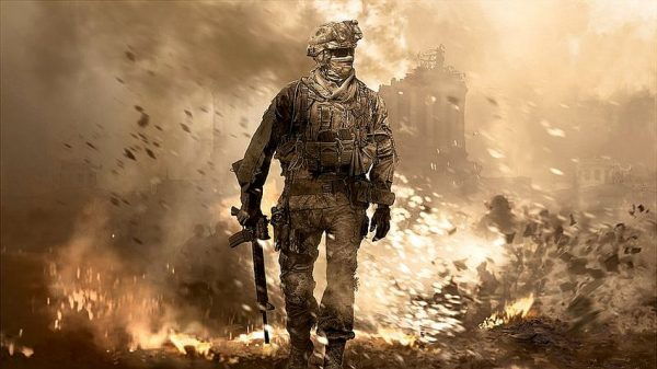 Call of Duty: Modern Warfare 2 Remastered listing appears on Amazon Italy