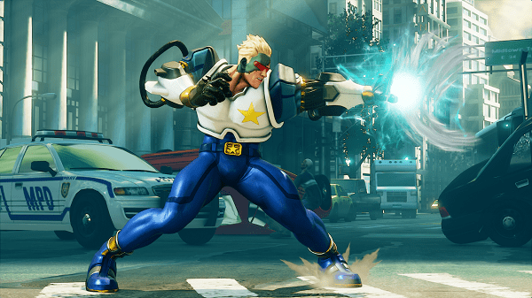 Capcom S Captain Commando Returns Today As A Limited Time Street Fighter 5 Unlock Vg247