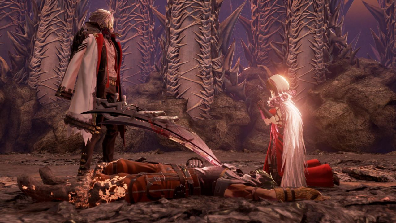 Bandai Namco's Code Vein Has Been Delayed Until 2019