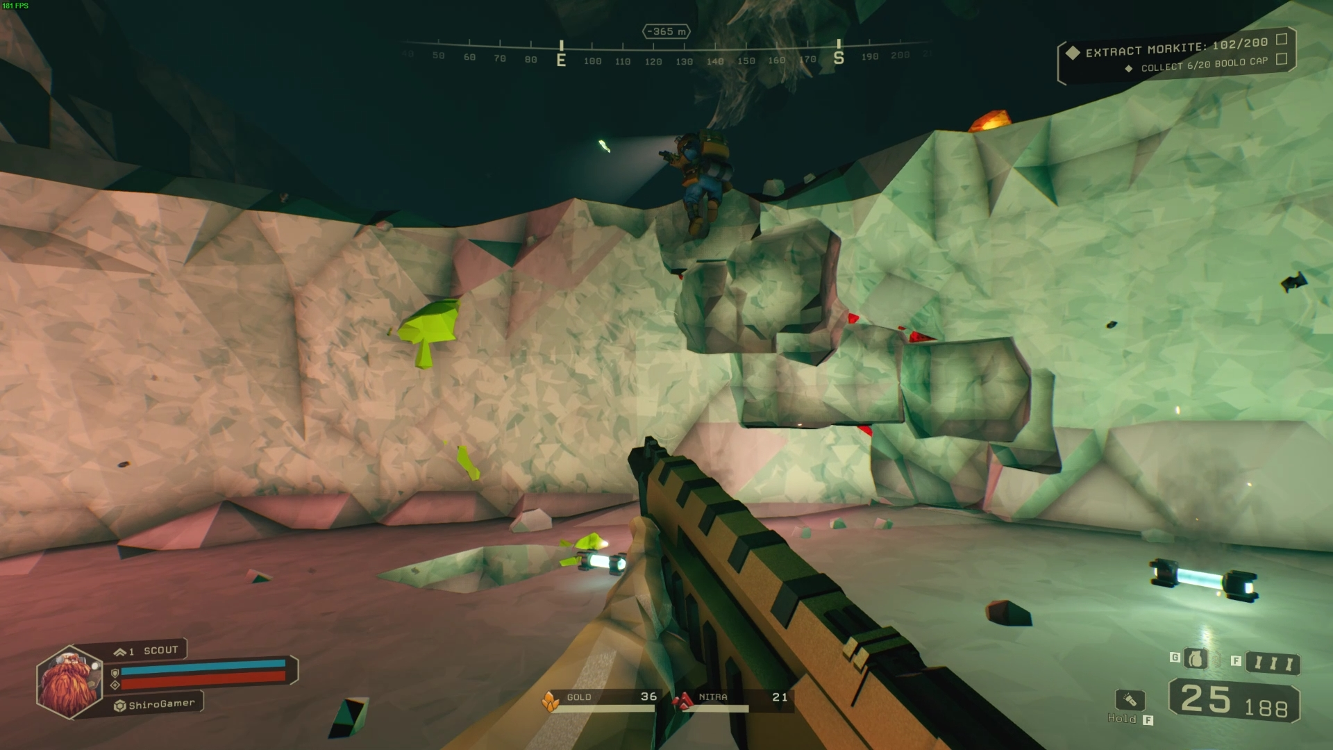 deep rock galactic is a recent tackle co-op shooters with tangible