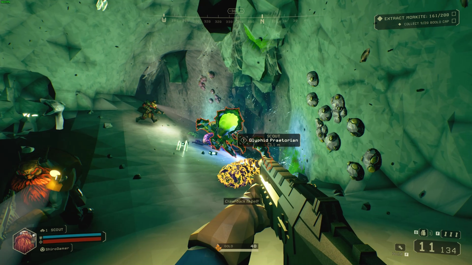 Deep Rock Galactic is a fresh take on co-op shooters with tangible depth  and a lot of character   VG247