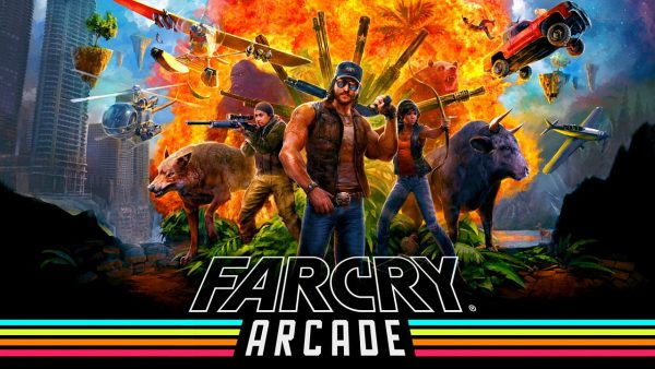 Far Cry 5 Arcade S Best Maps Pubg Battlefield Resident Evil 7 And More Vg247
