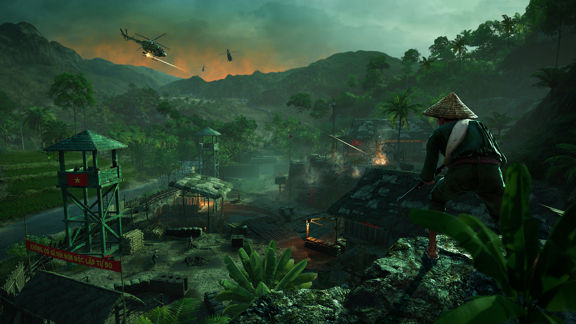 Ubisoft Announces Map Editor Far Cry Arcade, and Details Season Pass