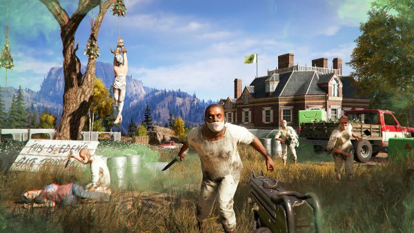 Far Cry 5 Gamers On Pc Can Now Seize The Brand New Amd And Nvidia Drivers