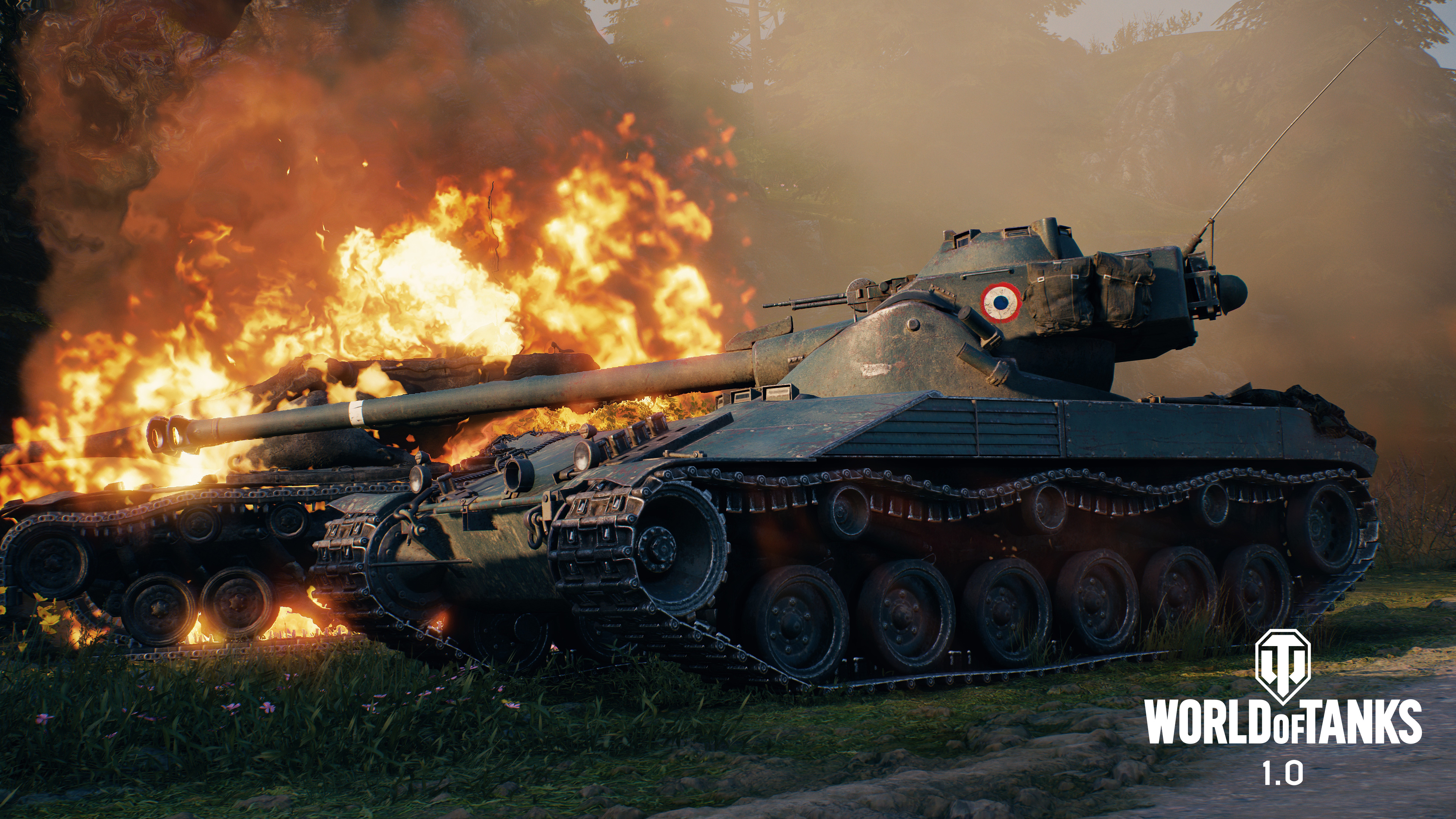 how to download world of tanks on ps4