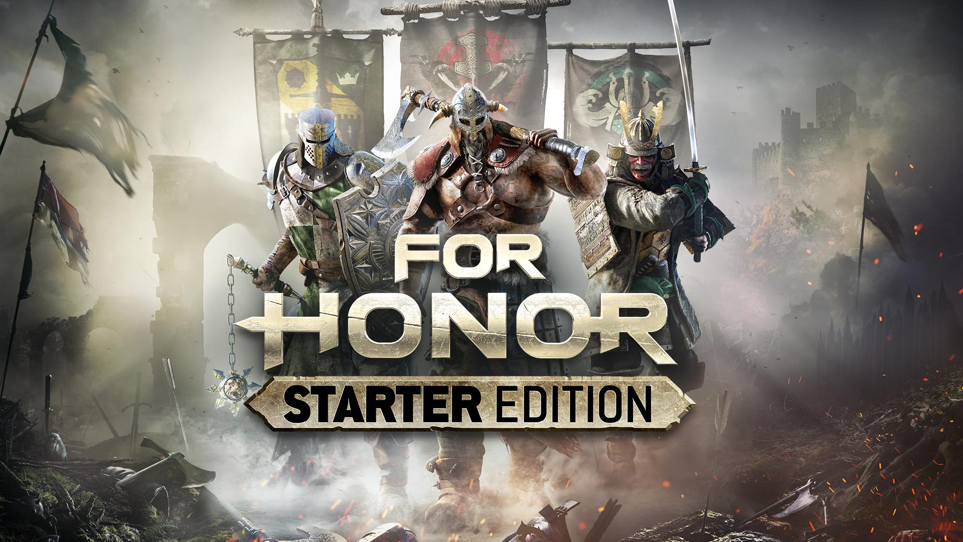 for honor starter edition free ps4