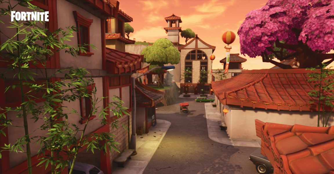 Fortnite Patch Notes 3 1 0 New Lucky Landing Location And Hunting