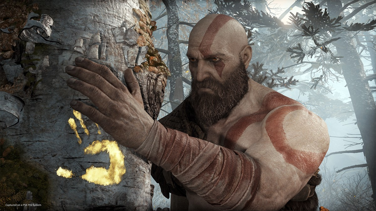 New God of War Sold Over 3 Million Units in Three Days