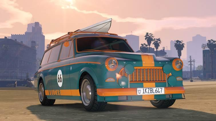 San Andreas Super Sports Series DLC adds stacks of new vehicles