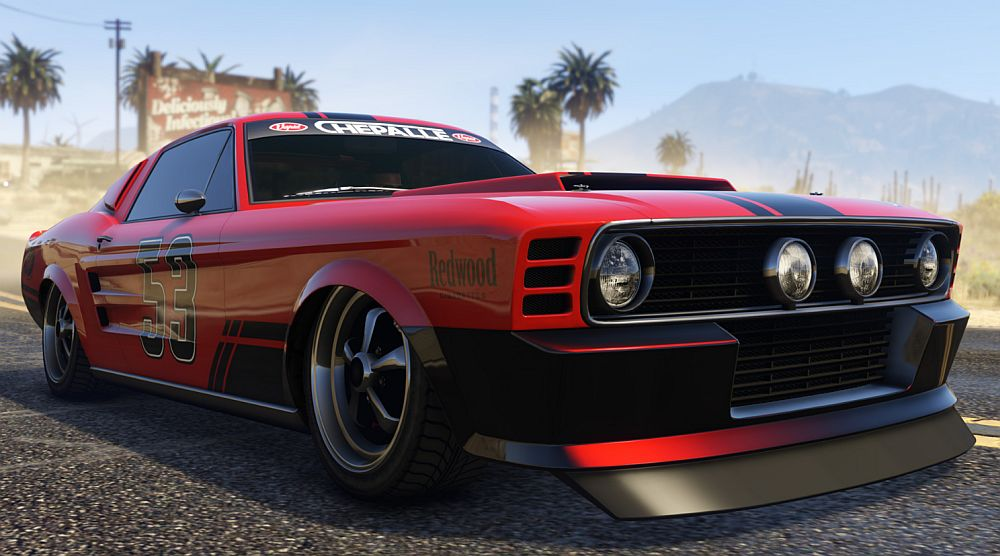 GTA Online: earn double payouts in Hotring Circuit and grab