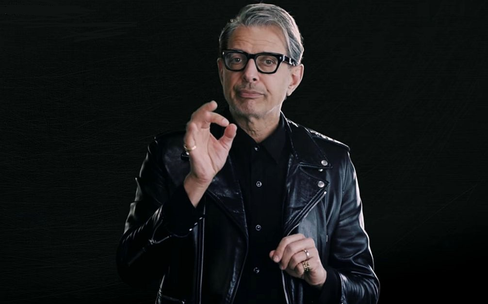 Jeff Goldblum has never played a videogame, but remains very lovable - VG247