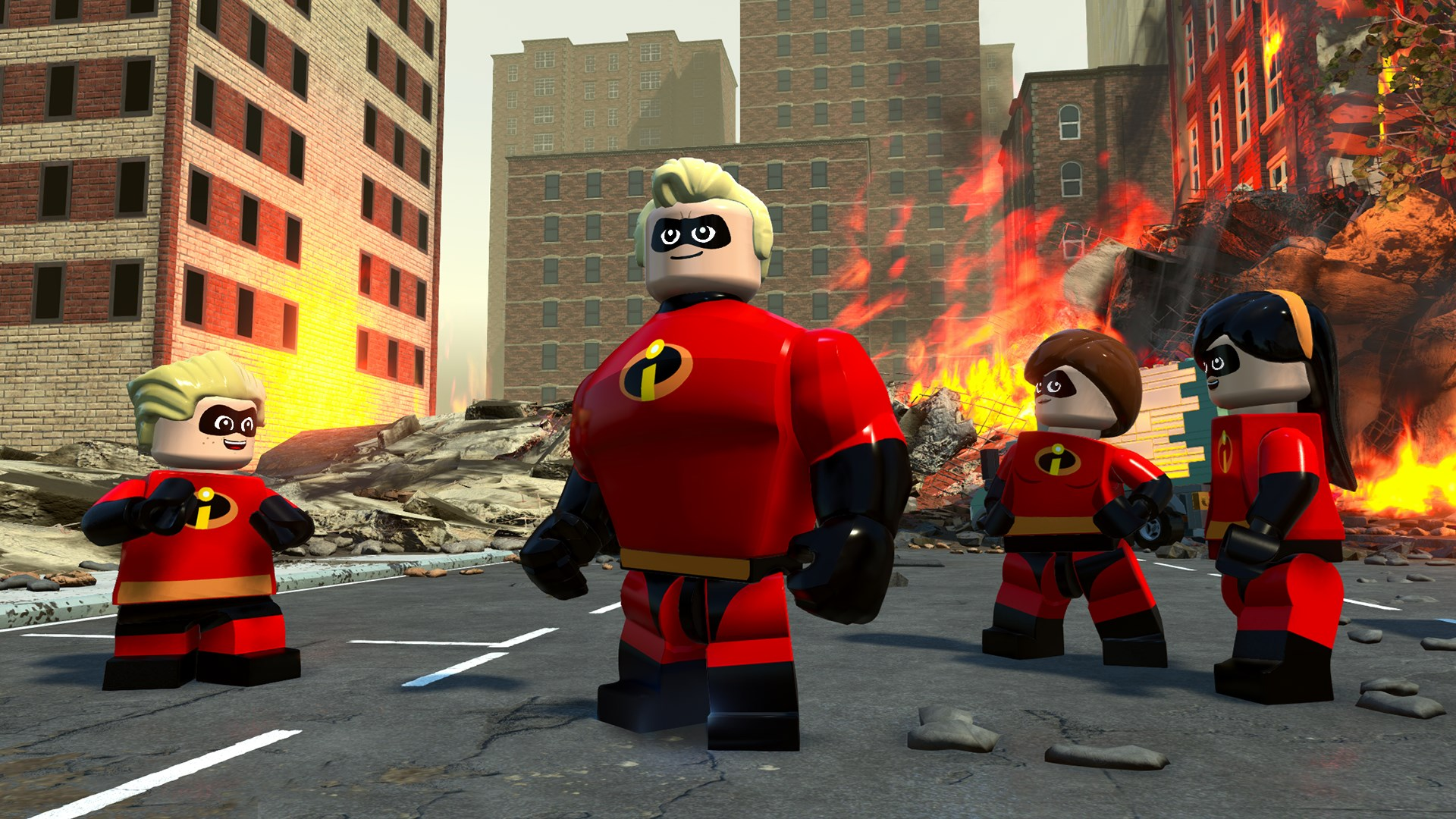 LEGO The Incredibles is coming out the same day as Incredibles 2