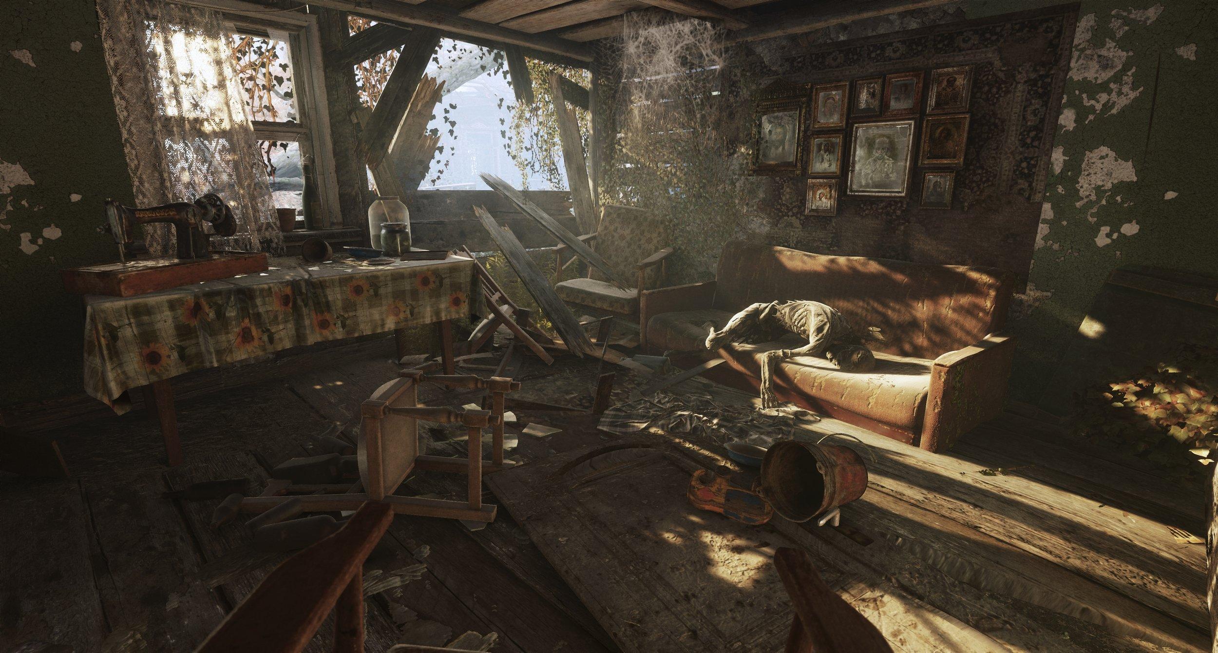 New Metro Exodus, Star Wars Unreal Engine 4 demos demonstrate the