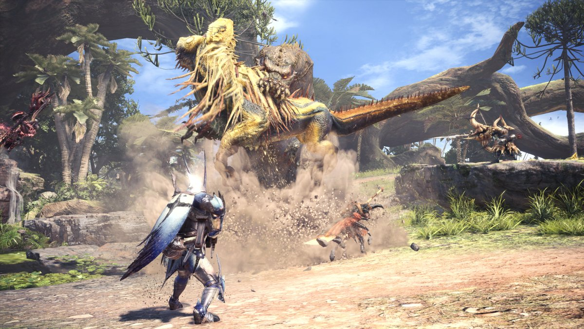 Where to find Deviljho in Monster Hunter World - How to