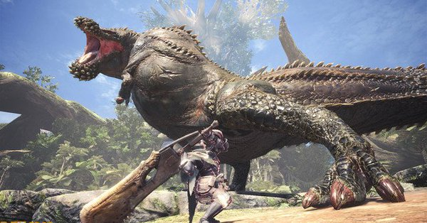 Monster Hunter World To Receive First Major Update Next Week