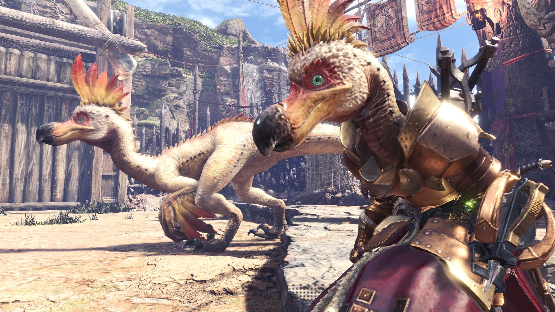 Monster Hunter World PC - ditch default melee and ranged