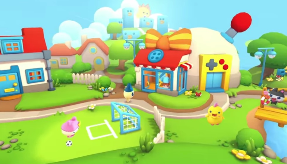 My Tamagotchi Forever is out now for Android and iOS