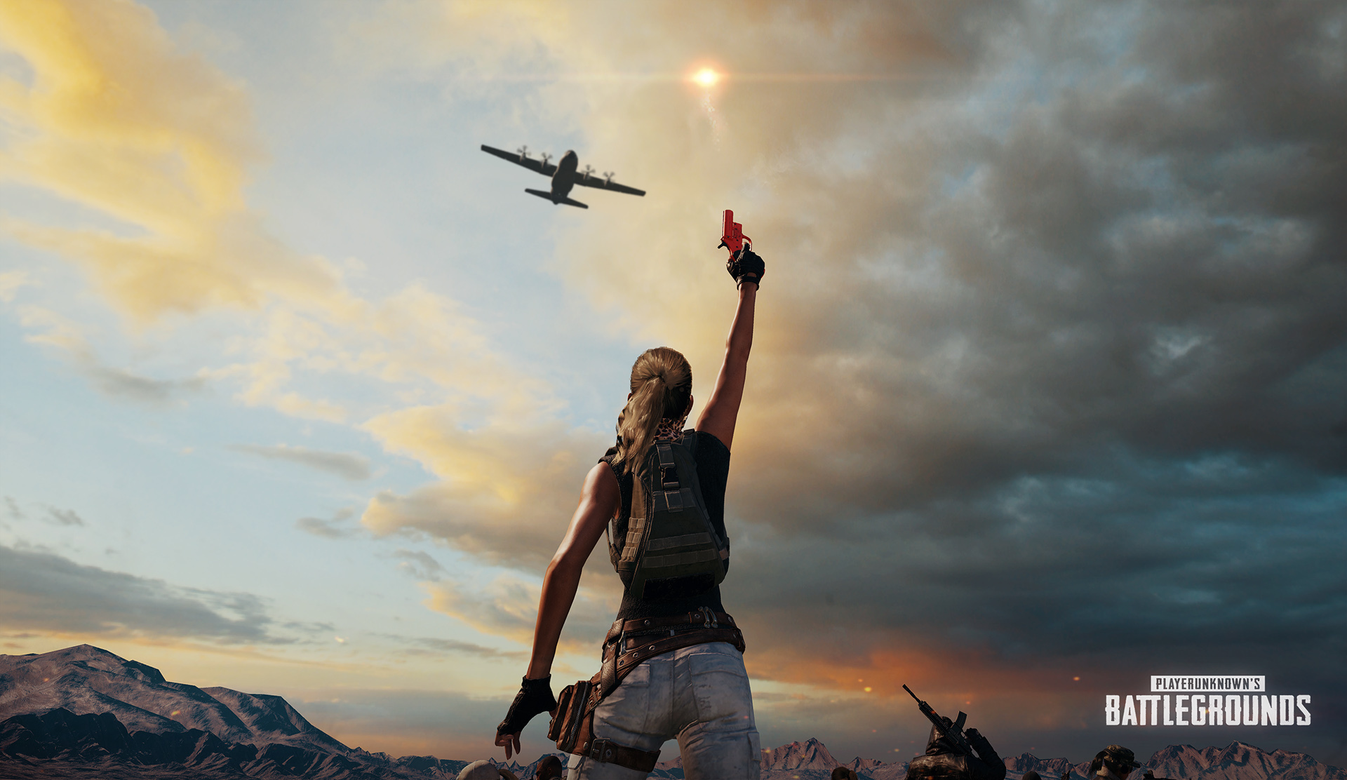 New PUBG Limited-Time Event, Metal Rain, Now Live On PC
