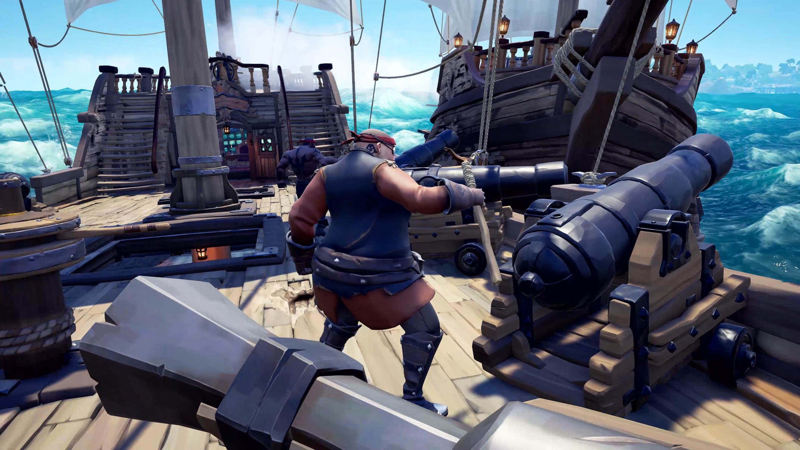 Sea of Thieves: how to get on your ship and how to do quests - VG247