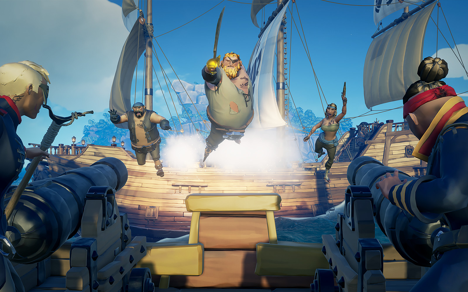 Sea of Thieves' 60 achievements revealed, and they're full