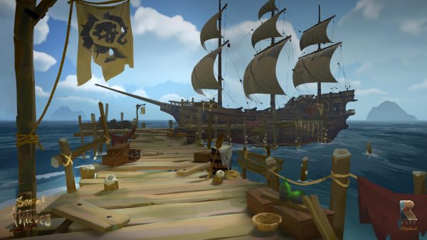 Sea of Thieves: how to get on your ship and how to do quests