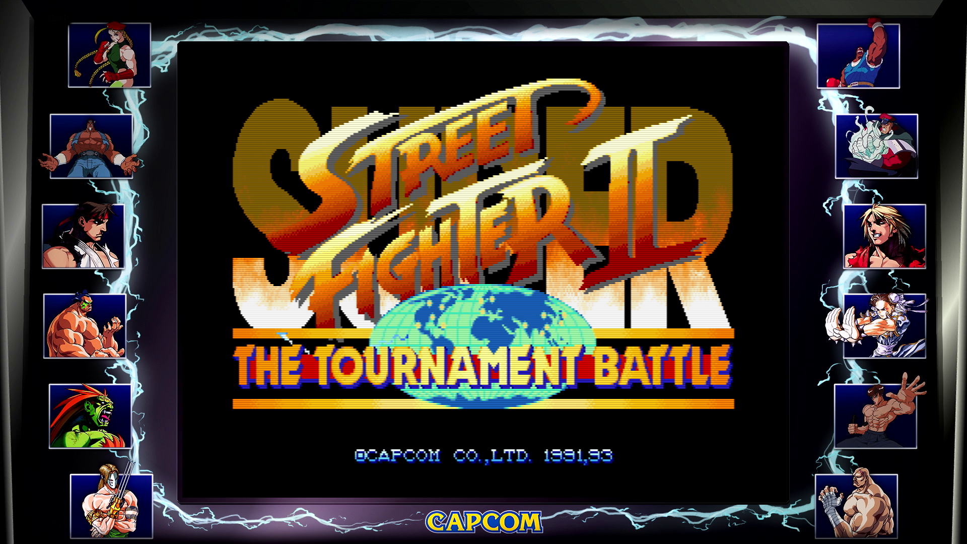 Street Fighter 30th Anniversary pre-orders come with Ultra Street