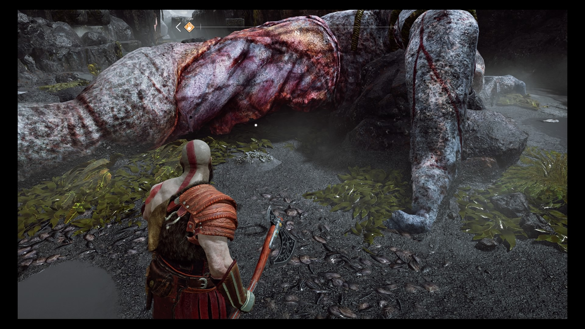 God of War Treasure Map guide: Dead and Bloated - Games Best Buy