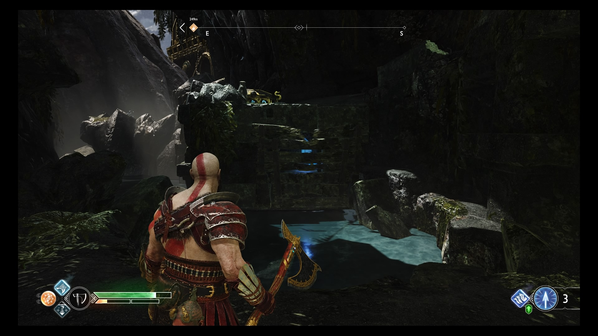 God of War Light Elf Outpost guide – How to open the chest and get