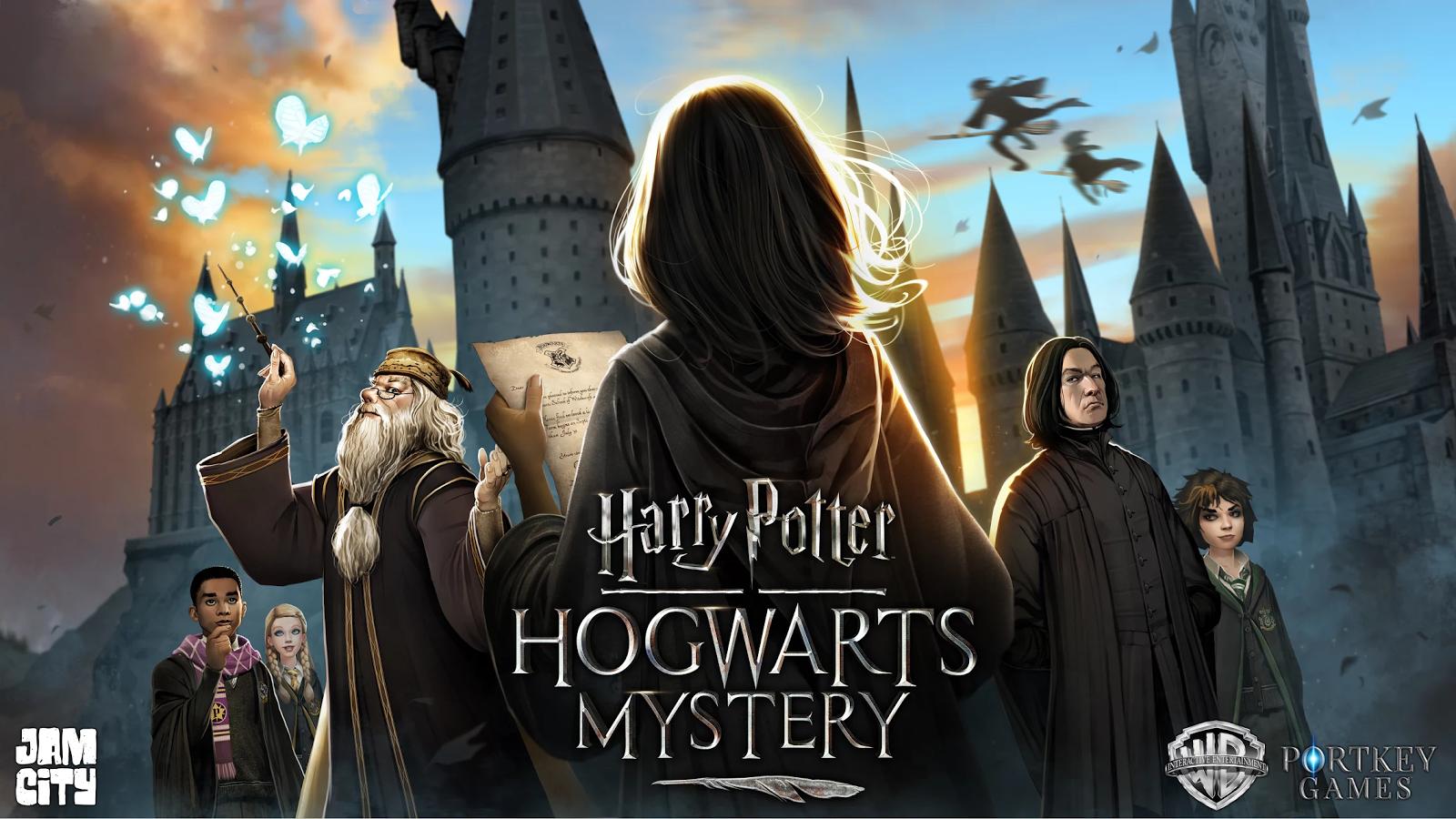 Image result for hogwarts mystery