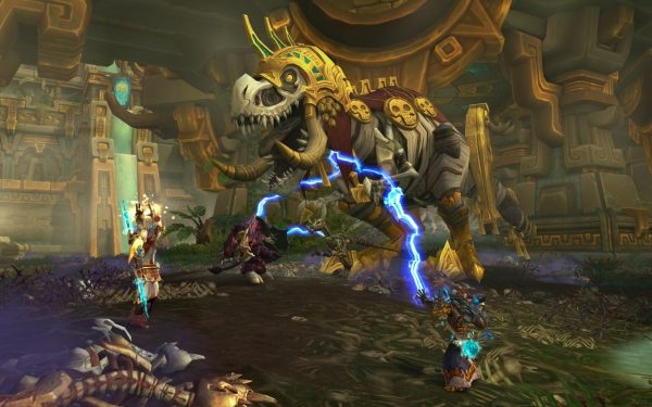 A Blizzard survey suggests that World of Warcraft is