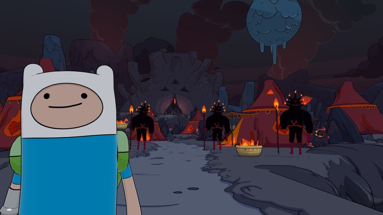 adventure time pirates of the enchiridion hits consoles and pc in july