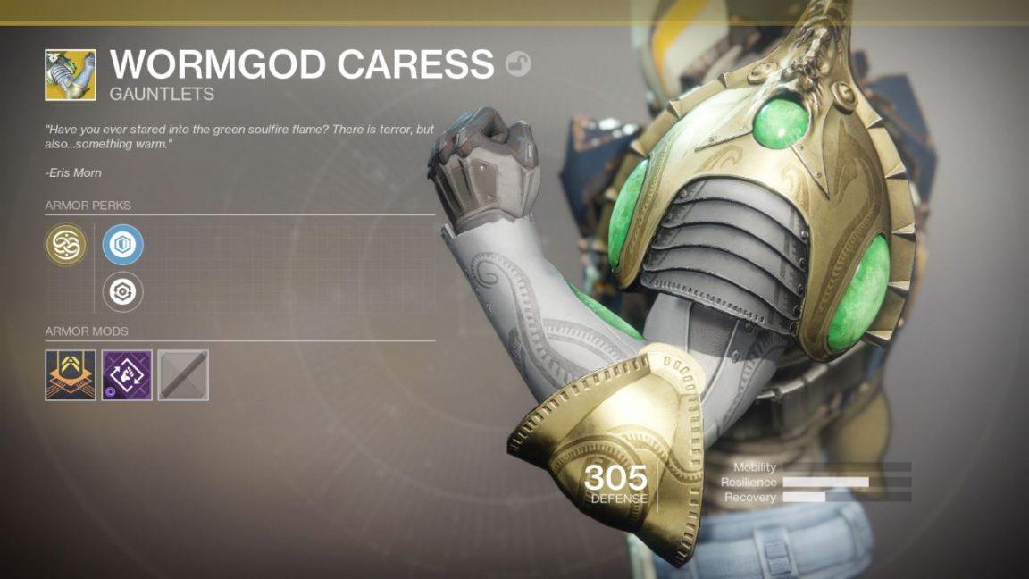 Destiny 2: Warmind screens – Exotics, Strikes, Public Events