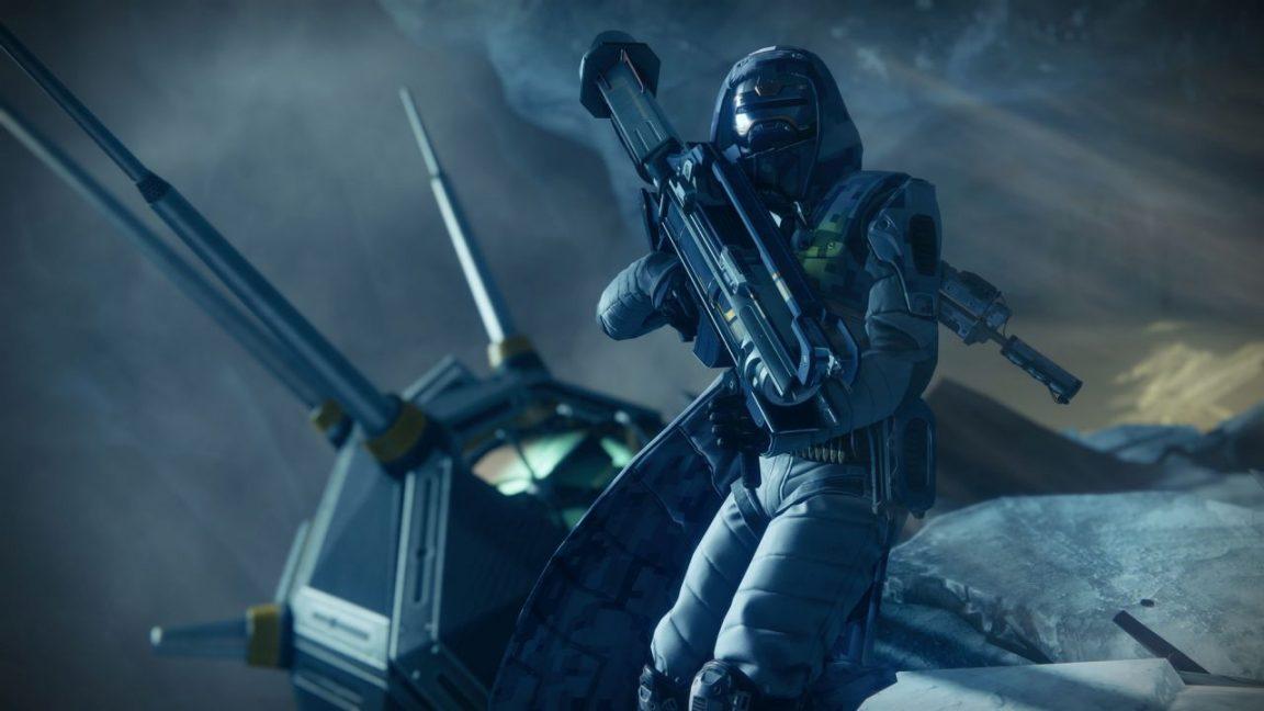 Destiny 2: Warmind – screenshots showcase Exotics, Strikes, Public