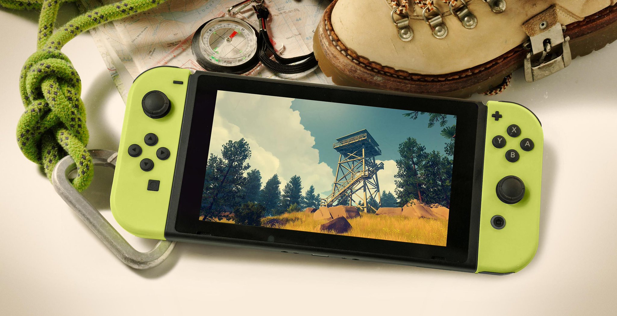 Campo Santo's Firewatch Coming to Nintendo Switch