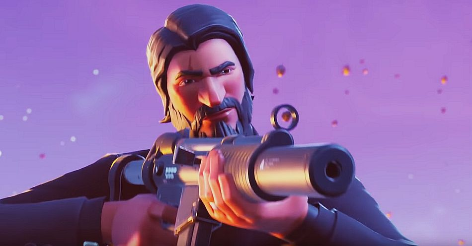 New pictures of Fortnite John Wick skin leak along with details on