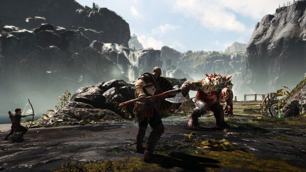 God Of War PS4 Update Will Clear Things Up