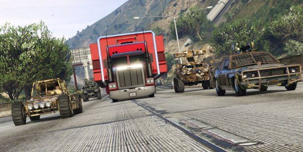 GTA Online: earn double bonuses on Gunrunning Sell Missions