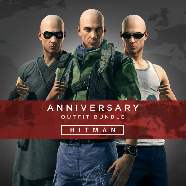 Hitman: Definitive Edition 20th Anniversary outfits