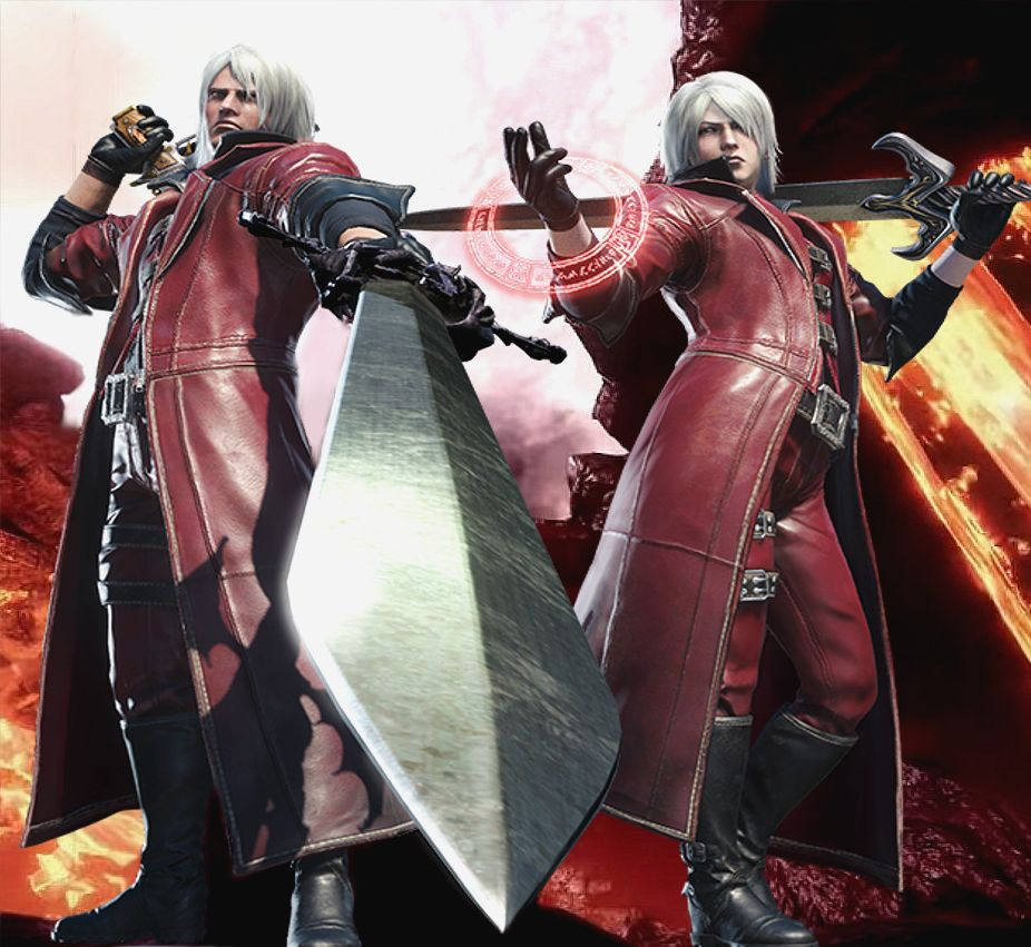 Monster Hunter World: how to get Dante's armor and weapon in Code: Red