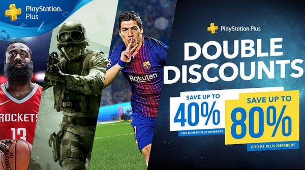 PlayStation Plus sale