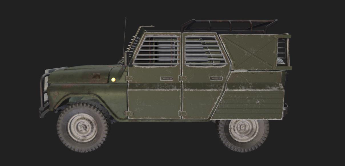 Αποτέλεσμα εικόνας για armored uaz pubg