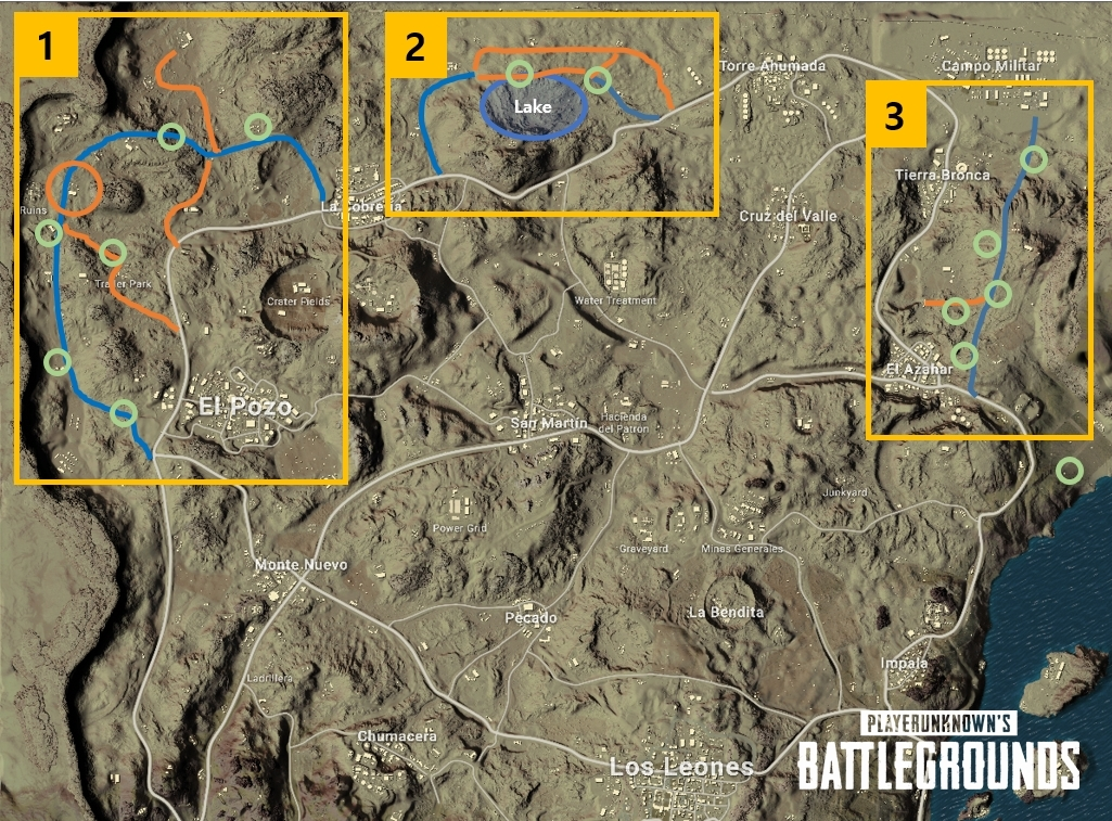 PUBG PC update makes huge changes to the blue zone