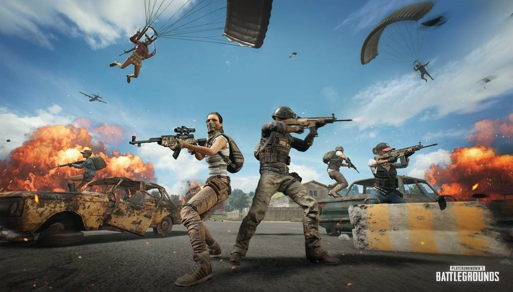 This Weekend S Pubg Event Mode Is Desert Knights Vg247