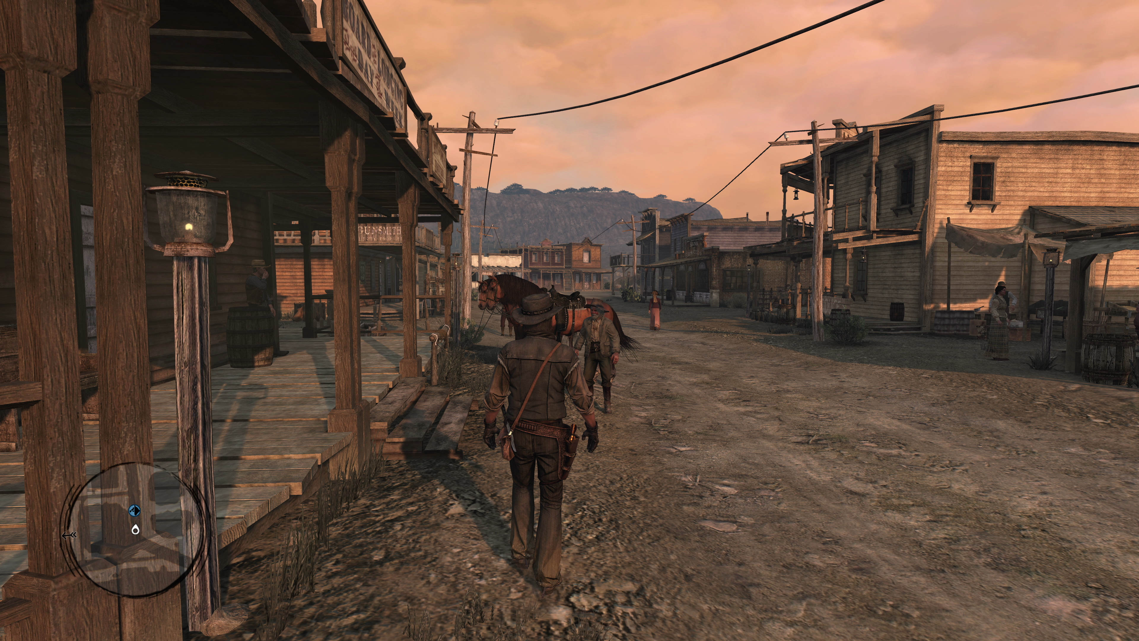 Red Dead Redemption looks insane using Xbox One's enhanced