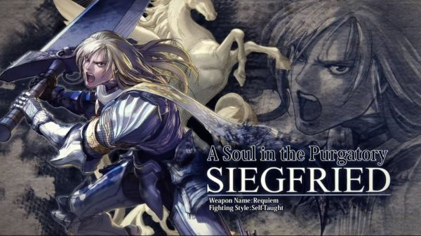 Siegfried returns in Soulcalibur 6 - see him in action - VG247