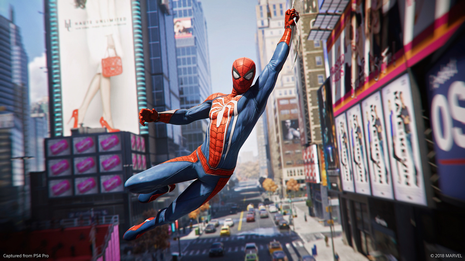spider-man locked at 30fps, mary jane is playable, more details