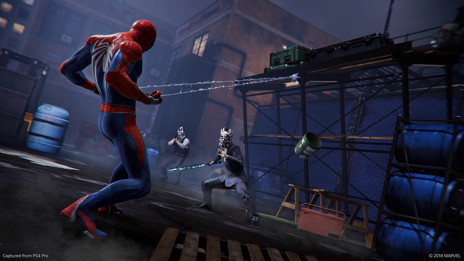Free Spider-Man PS4 Theme Released to Celebrate Launch