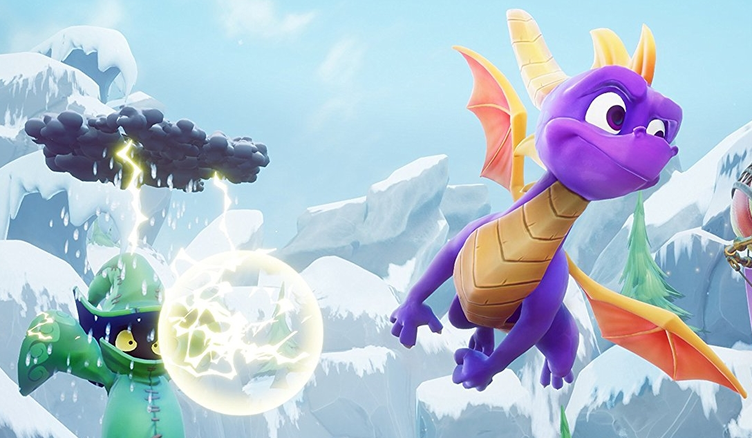Spyro Reignited Trilogy Disc Only Contains One Game