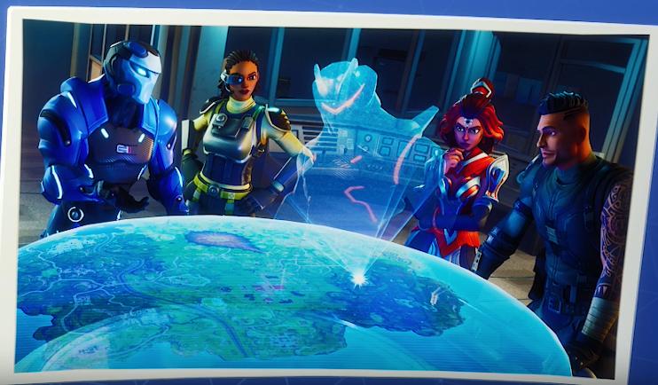 Fortnite Blockbuster Challenge Week 3 How To Find The Secret Battle