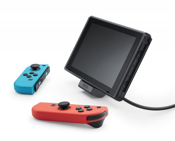 Switch charging stand
